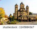 Maria Laach Abbey In Germany....