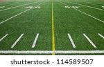 football field | Shutterstock . vector #114589507