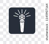 big microphone vector icon...   Shutterstock .eps vector #1145907164