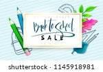 vector illustration with design ... | Shutterstock .eps vector #1145918981