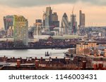 the city of london is a city... | Shutterstock . vector #1146003431
