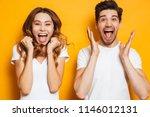 photo of beautiful admired...   Shutterstock . vector #1146012131