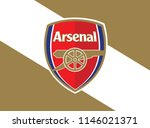flag ofarsenal color background ...