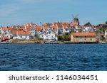 mollosund on swedish west coast   Shutterstock . vector #1146034451