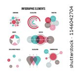 business idea visualisation...   Shutterstock .eps vector #1146042704