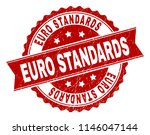 euro standards seal print with... | Shutterstock .eps vector #1146047144