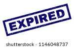 rectangle expired seal print...   Shutterstock .eps vector #1146048737