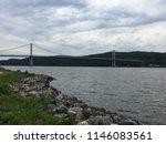 bridge over hudson river   Shutterstock . vector #1146083561
