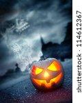 Halloween Background  Jack   O  ...
