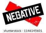 negative attention sign....   Shutterstock . vector #1146145601