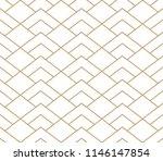 vector ornamental seamless... | Shutterstock .eps vector #1146147854