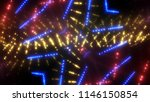 abstract kaleidoscope... | Shutterstock . vector #1146150854