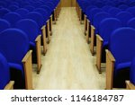 seats in conference room for... | Shutterstock . vector #1146184787