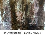 traces of time left on the wall.... | Shutterstock . vector #1146275237