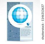 web technologies company... | Shutterstock .eps vector #1146313637