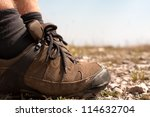 Travel Hiking Boots In The...