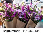 Bouquet Colorful Flowers...