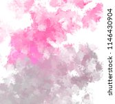 brushed painted abstract... | Shutterstock . vector #1146430904