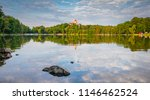 chateau konopiste at the sunset ... | Shutterstock . vector #1146462524