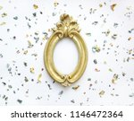 a festive layout with sparkles. | Shutterstock . vector #1146472364