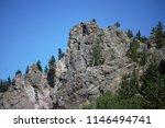montana mountain landscapes off ...   Shutterstock . vector #1146494741