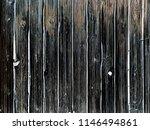 burnt wood grey background.... | Shutterstock . vector #1146494861