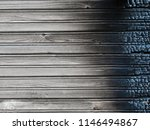 burnt wood grey background.... | Shutterstock . vector #1146494867