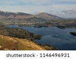 walking around keswick  in lake ...   Shutterstock . vector #1146496931