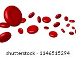 vector vein blood red cell.... | Shutterstock .eps vector #1146515294