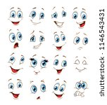 Face Expressions Cartoon....