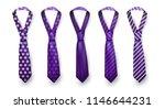 realistic vector silk satin...   Shutterstock .eps vector #1146644231