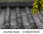 the sorrow of a rainy day | Shutterstock . vector #1146652424