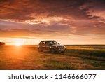 gomel  belarus   june 22  2018  ... | Shutterstock . vector #1146666077