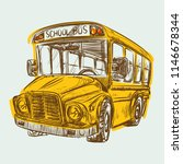 School Bus.  September 1.hand...