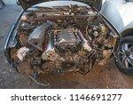engine valve car maintenance.... | Shutterstock . vector #1146691277