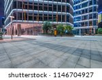 city square and modern... | Shutterstock . vector #1146704927