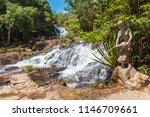 Datanla Waterfall Located Near...
