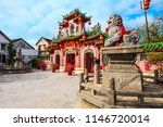 fukian assembly hall or phuc... | Shutterstock . vector #1146720014