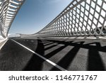 modern city road and building | Shutterstock . vector #1146771767