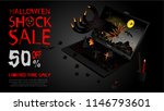 creative halloween shock sale...