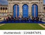 11.07.2018. brussels  belgium.... | Shutterstock . vector #1146847691