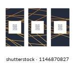 vector banners in minimalistic... | Shutterstock .eps vector #1146870827