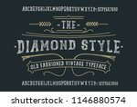 """diamond style"". original... 