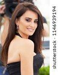 spanish actress penelope cruz... | Shutterstock . vector #1146939194