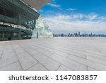 panoramic skyline and modern... | Shutterstock . vector #1147083857
