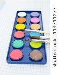 watercolor | Shutterstock . vector #114711277