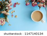 picture of autumn background...   Shutterstock . vector #1147140134
