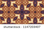 abstract colorful hypnotic ...   Shutterstock . vector #1147203407
