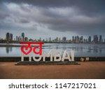 mumbai  india   july 29  2018   ... | Shutterstock . vector #1147217021