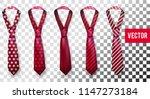 realistic vector silk satin...   Shutterstock .eps vector #1147273184